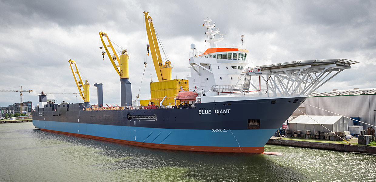 MV Blue Giant