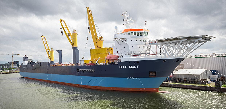 MV Blue Giant